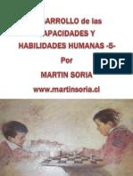 EDUCACIÓN DEL HOMBRE NATURAL--DESARROLLO DE LAS CAPACIDADES HUMANAS TOMO 5 (Segunda edicióm )