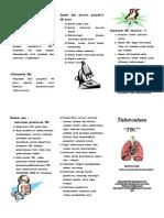 Apa Itu Tbc Leaflet