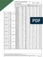 Auma Actuator Motor Data