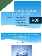 Reacciones Quimicas en Construccion (Grupo Nr1 Aguilar)
