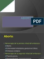 ABORTO EU