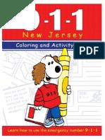 911 Coloring Book