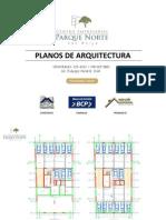 Centro Empresarial PARQUE NORTE Planos