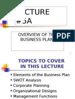 Unit 5 -Business Plan