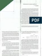 O delineamento de pesquisa qualitativa