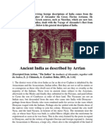Ancient India as Described by Arrian