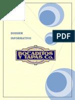Dossier Bocaditos y Tapas