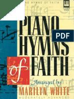 Piano Hymns of Faith - Marilyn White - Pt. 1