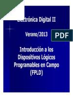 Los FPLDs