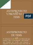 Proyecto de Tesis - Redaccion