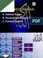 KONSEP KETUHANAN.pps