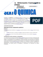 Sintesis de Periodo Quimica IV