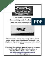 Fairgrounds Speedway Flyer
