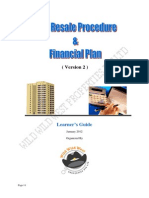 Learner Guide HDB Resale Procedure and Financial Plan_V2