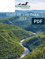 State of the Park 2013