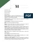 TRADUCCIÓN LETRA M (COMPLETA)