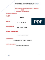INFORME Nº 01 DE CONSTRUCCIONES II