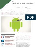 Malwares começam a infectar Android por spam, sem aplicativos - TechTudo