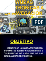 Ayudas Electrónicas para la Navegación