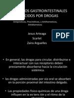 Farmacos Funcion Gastrointestinal