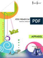 Kids Trends in India - A Preview (Apparel)