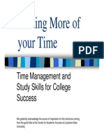 Making More of Your Time