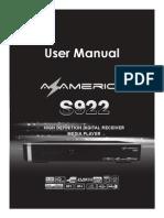 AZ S922 Manual