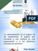 Derecho Administrativo. Patrimonio