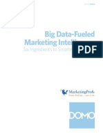 Big Data-fueled Marketing-Intelligence Marketingprofs