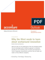 Accenture Outlook Why West Needs to Learn Workaround Innovation Emerging Markets