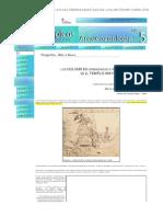 Los Colibries Ofrendados a Huitzilopochtli