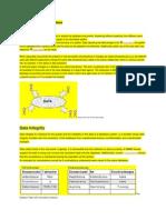 TOPIC 4 Characteristics of Database
