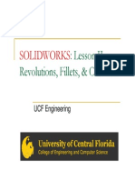 Ucf - Solidworks II