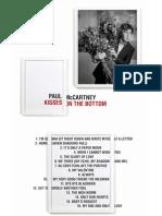 Digital Booklet - Kisses on the Bottom