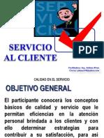 Pre.calidad en El Servicio