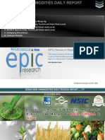 Daily Agri Report 17 Oct 2013