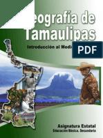Geografia de Tamaulipas Introduccion Al Medio Ambiente