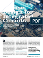 AA V7 I2 Robust Design for Integrated Circuits