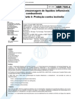 Abnt Nbr 7505 Gem de Liquidos Inflamaveis E Combustive is Parte 4 Protecao Contra in[1]