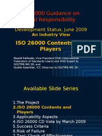 ISO 26000 (2) Contents 2009-06