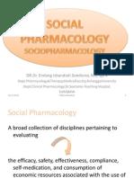 Socio Pharmacology