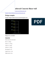 Design of Reinforced Concrete Shear wall.docx