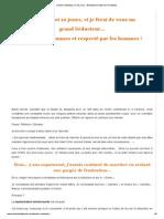 Devenir Séducteur en 10 Jours _ Workbook et Vidéo de Formations.pdf