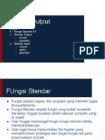 input output versi asdw