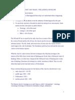 EFM Year 3 Notes
