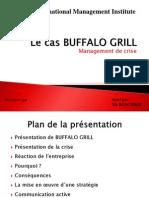 Le Cas Buffalo Grill - InISCOM - Management de Crise