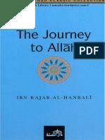 TheJourneyToAllahByAl-hafizIbnRajabAl-hanbali