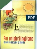 Gonzalez2007Plurilinguismo&Frances