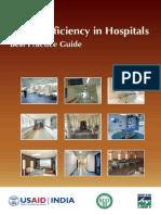 Energy Efficiency in Hospitals (26 Sep 2011)