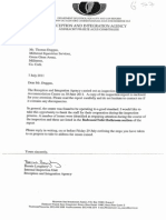 77. Letter From RIA to Contractor 07072011